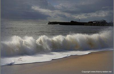 La plage de La Turballe