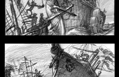 pirates visual development