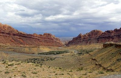 Le 20 avril 2011, Vista de Utah