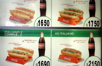 Le 15 février 2014, Paseo de Hot Dog