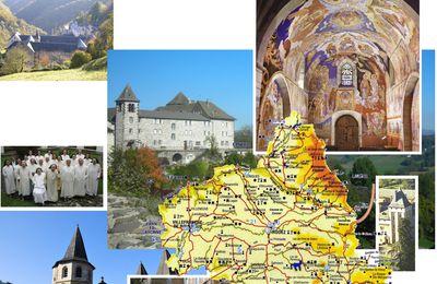La vie religieuse en Aveyron