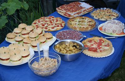 Nuovo buffet
