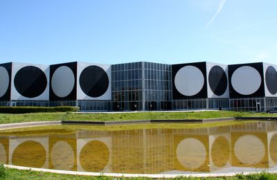 Fondation VASARELY, Aix en Provence ( FRANCE)