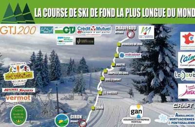 Prochain défi de taille 2015 : GTJ200, place au ski de fond extrême