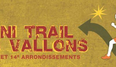4e éd. du Mini Trail des Vallons des 13 et 14e arr.