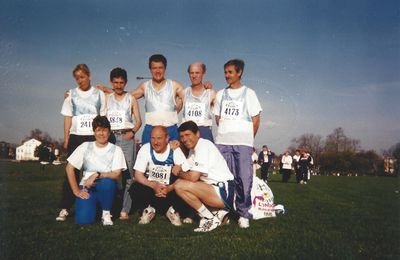 Do You Remember The 1996 Flora London Marathon ?