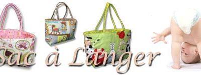 Les sacs à langer pour bébé