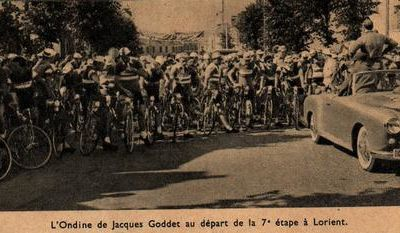 les FREGATES du TOUR de FRANCE