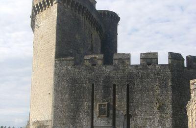 Ouverture du château de Bonaguil pour la saison 2010