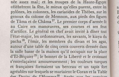 Fontanes et Henri IV, Vigny et Bonaparte