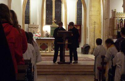 veillée missionnaire à Drogny