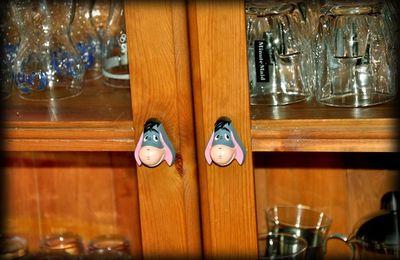Mes boutons d'armoire en pâte Fimo