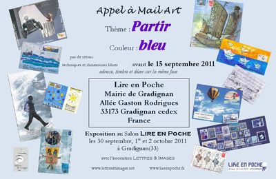 Appel à Mail Art