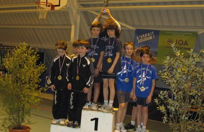 interclubs : Deux podiums