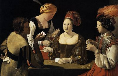 Un week end, un Artiste...Georges de la Tour
