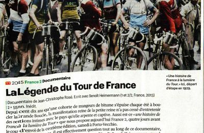 LA LÉGENDE DU TOUR DE FRANCE