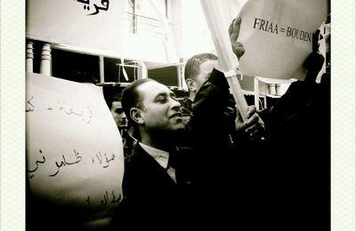 Tunis manifeste toujours
