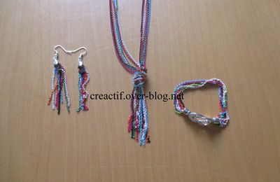 Parure Jewelry Chains