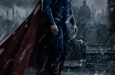 """Batman v Superman : Dawn of Justice"" : première photo officielle."