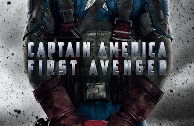 """Captain America : The First Avenger"" en speed painting."
