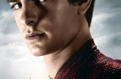 """The Amazing Spider-Man"" : affiches personnages (japon)."