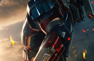 """Iron Man 3"" : characters posters."