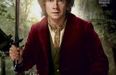 """""""The Hobbit"""" s'affiche encore à la une du magazine """"Empire""""."""