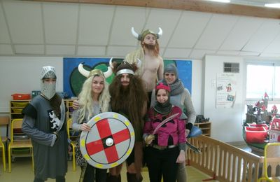 Vikings contre chevaliers