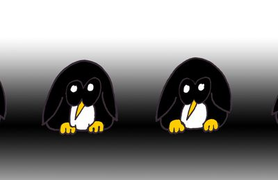 Generation of pinguin ○