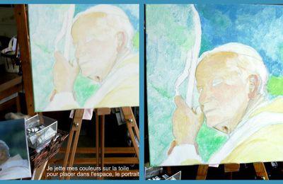 Apprentie peintre ...