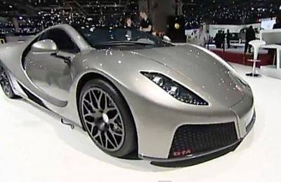 Salon de Genève 2012 ( Direct Auto ) video