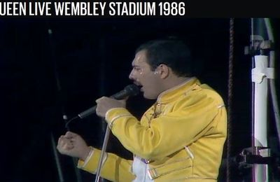 Queen Live Wembley Stadium 1986 - Concert en streaming D17