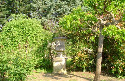 Le jardin des Gorguettes au Val