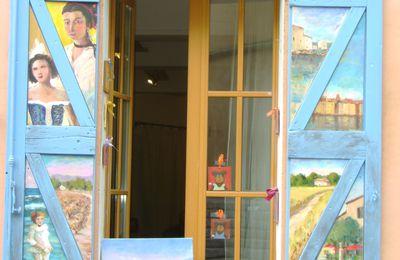Maison d'artiste à Tourtour