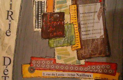 Affiches pour la librairie