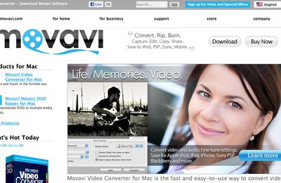 How to convert video in any formats with movavi.com
