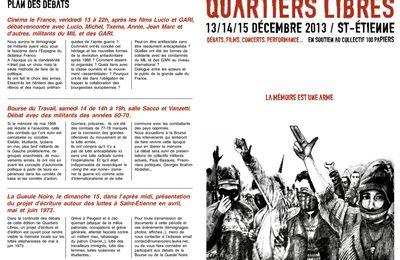 La mémoire des luttes à Saint-Etienne - La mémoire est un combat