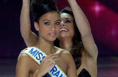 [Vidéo] Flora Coquerel (Miss Orléanais) est Miss France 2014