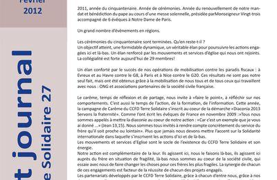 P'tit journal 4 Février 2012