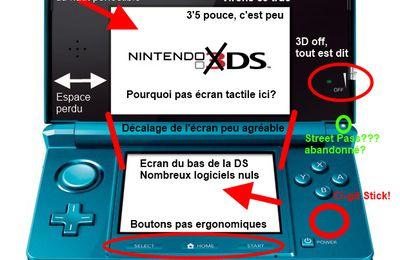 La 3DS, une console à jeter?