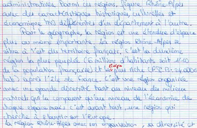 Correction du devoir du 31 mai