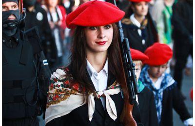 Les fêtes de Fontarrabie (Hondarribia) Alarde