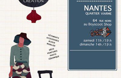 Marché Mobile à Nantes - 6/7 avril