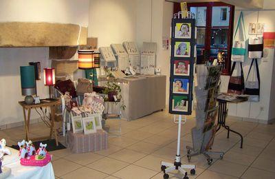 Arrière-Boutique décembre 2013 à la Roche Bernard : photos