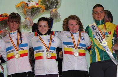 Ladies Cyclistes Charentaises - Les Championnats Régionaux
