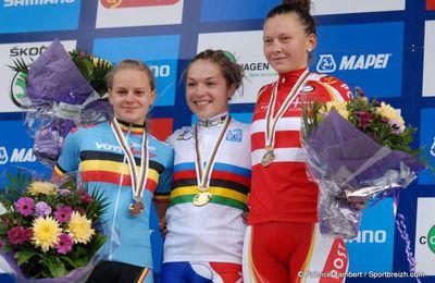 Championnat du Monde Route Juniors Dames - Les Résultats