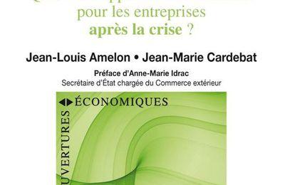 « Les Nouveaux Défis de l'Internationalisation » de JL AMELON et JM CARDEBAT