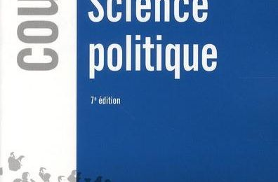 « Science Politique » de Dominique CHAGNOLLAUD, ed.Dalloz