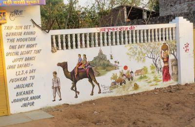 Pushkar et retour