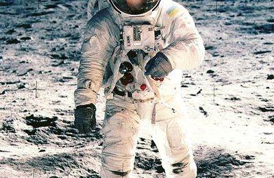 Flamby on the moon !